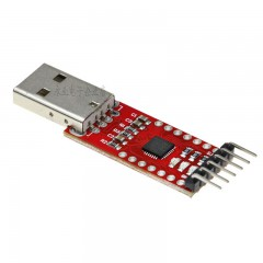 CP2102 module extended version