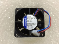 ebm papst TYP 614HR 24V 6025 6CM inverter fan