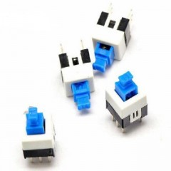 6 Pin Push Tactile Power Micro Switch Self lock On Off button