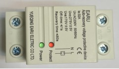 32A 220V Din Rail Protection Relay