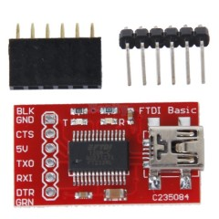 FT232RL FTDI Basic USB to serial for pro mini download cable