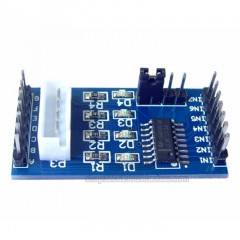 ULN2003 five-wire four-phase stepper motor drive module driver board