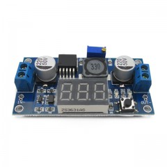 LM2596 Voltage Regulator Module with display
