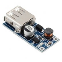 boost DC-DC power supply with USB output