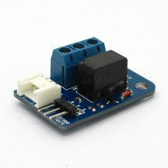 Single relay module with AC 120v DC 24v 2A current