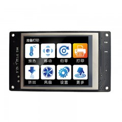 3.2 inch full color touch screen U disk power failure continuous break detection MKS TFT32 display