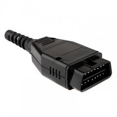 OBD2 16 Pin Connector Diagnostic Adapter
