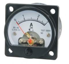 Pointer AC/DC Current Voltmeter SO-45