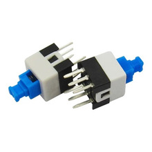Push Tactile Power Micro Switch 7*7mm 6Pin