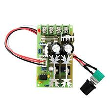 DC10-60V DC Motor Speed PWM Controller 20A