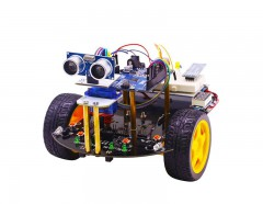 Arduino Uno R3 starter kit and smart robot 2in1