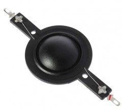 25.5mm high voice coil