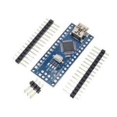 Arduino nano v3.0 ATMEGA328P Revised No Welding (Without USB)