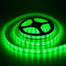 2835 SMD LED Green 0.2W